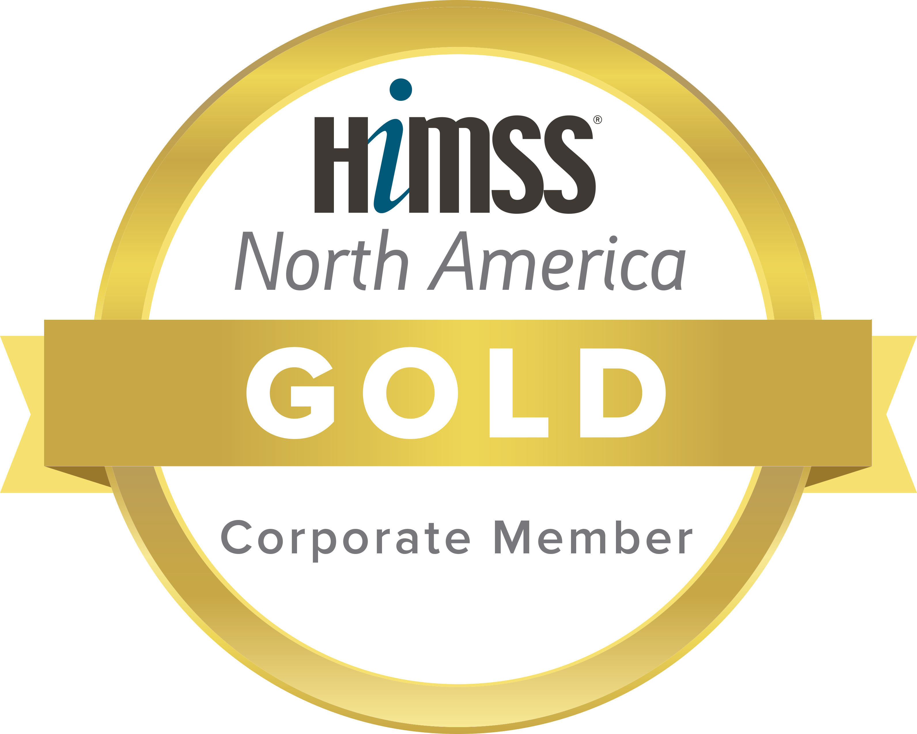 Lark Security is a HIMSS Corporate Member